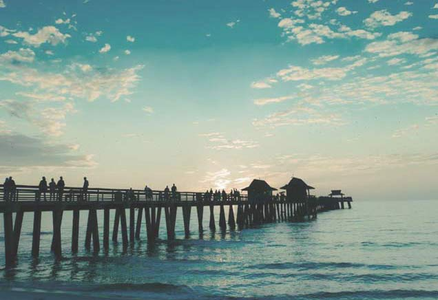 Naples Pier | Barbee Tile and Marble